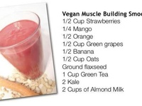 ~ Best Smoothies Recipes ~