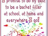 Bucket filling behavior!