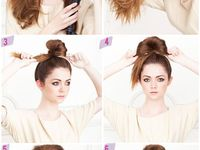 Hair Styles I Wish I Could Pull Off!