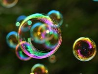Bubbles and stuff