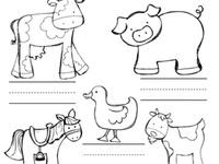 Animal Unit: Farm and Zoo animals