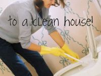 CLEaNiNG & MaiNTaiNiNG Your HoMe