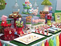 emery's fourth birthday party