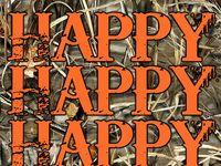 Duck Commander = Happy Happy Happy