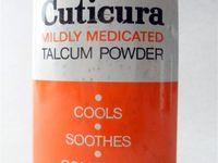 Cuticura Antibacterial Hand Gel 50ml Hands Soap Bottle