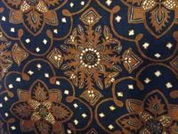 motif batik dan textile