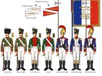 uniformes premier empire