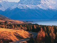 Australia and New Zeland