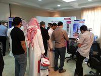 التجهيز لعمل فحوصات مجانية في معرض المرأة السعودية في فندق الفورسيزون Loft Bed Home Decor Decor