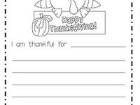 PreK Thanksgiving