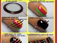 Step By Step Nail Designs°~ on Pinterest | Step By Step, Nail Art ...