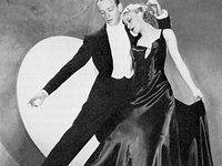 I adore Fred Astaire and Ginger Rogers....The PERFECT movie couple.