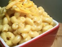 Recipes to try - Pasta - Macaroni & Cheese