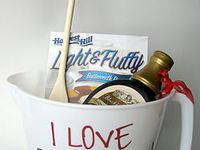 17 Best Images About Waffle Pancake Gift Basket On