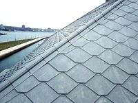 Metal Roofing Tile Castletop Style Specify Color Case 39 Solar Roof Tiles Solar Roof Metal Roof