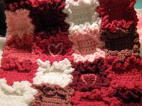 American Girl crochet & Knit clothes
