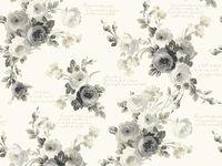 Magnolia Home Psw1004rl Handloom Black Peel And Stick Wallpaper