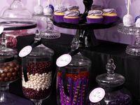 Choc/purple party