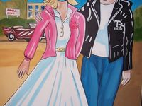 Grease theme party