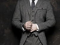 168 best Dominant men in suits images on Pinterest ... Dominant Man In Suit