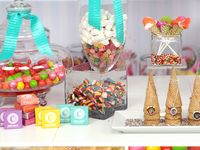 Origami owl party stuff