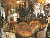 I finally found a creative soulmate when I discovered Rebecca Purcell. Think of home decor as setting a stage. Build it like a set. Hmmm... Then I found Magnolia Pearl and the genius of Robin Brown.  All of this and more makes my head and heart fly happy.
