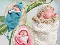 Crochet - Baby Blankets and Bunttings