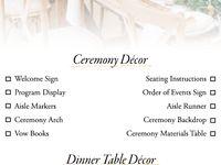 David's weddings