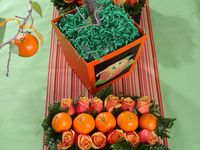 Orange theme party