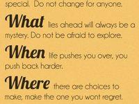 Life quote's!