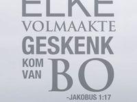 Afrikaans Gebede