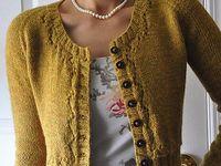 Вязание одежды спицами