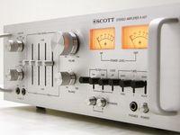 Hi-fi stereo equipment