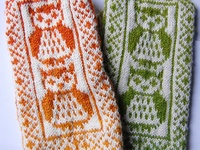 ... mittens on Pinterest | Mittens pattern, Knit mittens and Fair isles