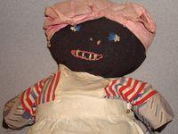 Early cloth dolls
