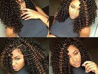 Crochet Box Braids Houston : ... crush on Pinterest Crochet braids, Marley hair and Havana twists