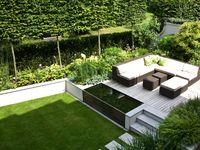 Garden styles: contemporary gardens/outdoor rooms