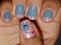 Nails- elephants