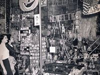 Vintage Holiday Store Windows and Holiday Displays