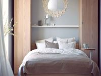 about kleine slaapkamers on Pinterest Loft beds, Space saving beds ...