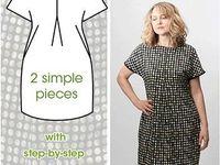 Sewing patterns Dress