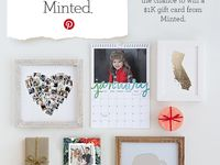 My Minted Holiday Gift List