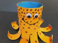 Activities-Charmin So Squeezably Soft-Toilet Paper Roll & Paper Towel Roll Crafts