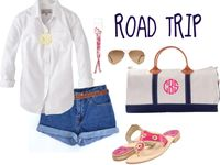 Road trip outfits :)