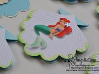 La petite sirène Disney photo booth Selfie Props x8 mariage fête d/'anniversaire