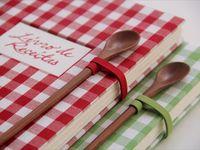 Creating - Cookbooks & Recipe Cards