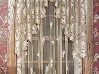 1000+ images about badkamer gordyne on Pinterest  Lace curtains ...