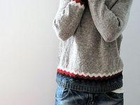 Knitting (Sweaters)