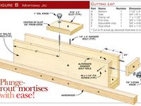 Woodworking Jigs and Accessories