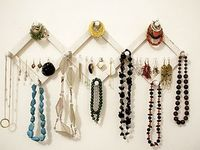 Ideas to display your jewellery for shows or at home!
